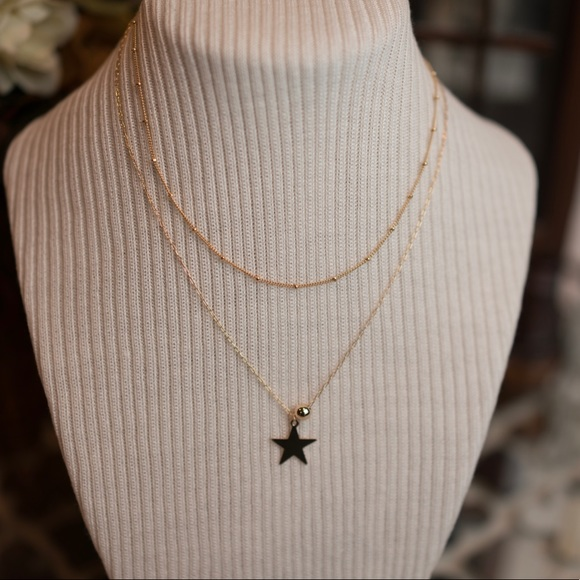 Jewelry - Brand New handmade 14k gold filled necklaces